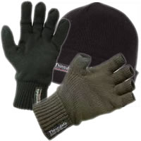 Thinsulate Hats and Gloves