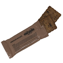 Chocolate Ration Biscuits