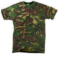 DPM Camo T-Shirts