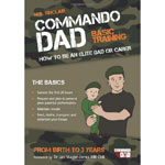 Commando Dad Book
