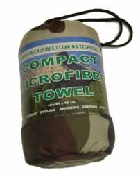 Compact Micro-fibre Towel