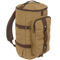 Convertible Canvas Kit Bag / Backpack