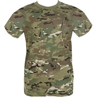 Multicam Cotton T-Shirt