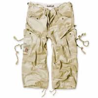Three-Quarter Length Trousers