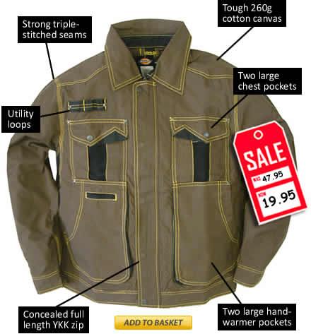 Dickies B22 Jacket
