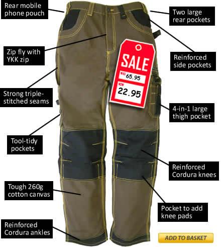 Dickies B22 Trousers