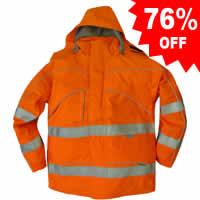Dickies Hi-Vis Flame Retardant Jacket
