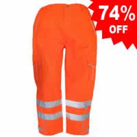 Dickies Hi-Vis Flame Retardant Trousers