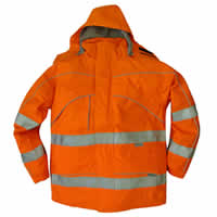 Dickies Hi-Vis Flame Retardant Jacket