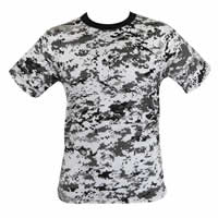 Digital City Camo T-Shirt