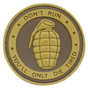 Only Die Tired Grenade