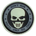 Only Die Tired Skull
