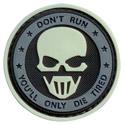 Only Die Tired Skull