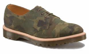 Camo Suede Shoe