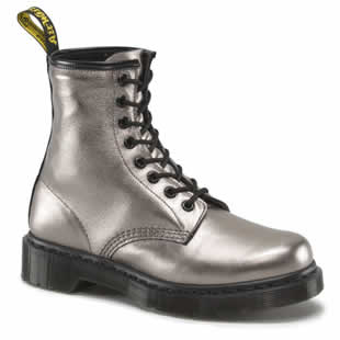 Pewter 1460 Boot
