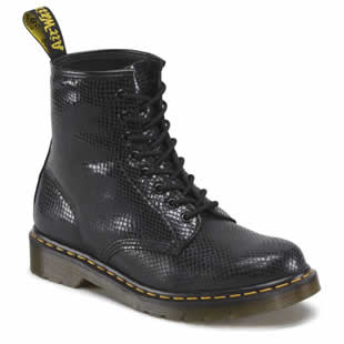 Black Wave 1460 Boot