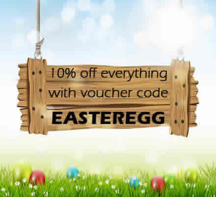 10% off everything this weekend