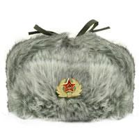 Acrylic Fur Cossack Hat (Ushanka)