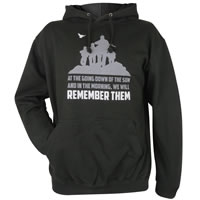 Remember Them Hoodie