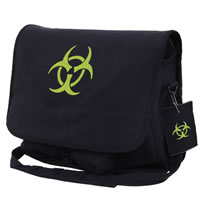 Zombie Bio-Hazard Canvas Bag