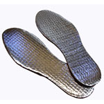 Thermal Foil Insoles