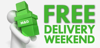 Free delivery weekend