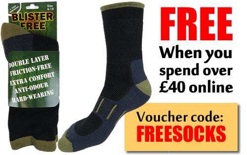 Free Walking Socks