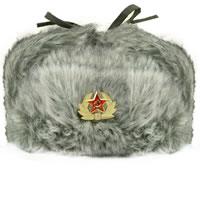 Acrylic Fur Cossack Hat