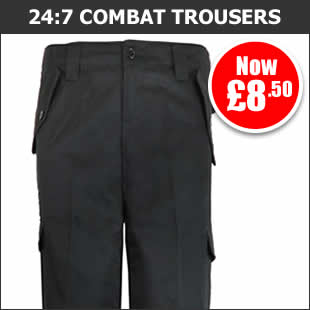24:7 Combat Trousers