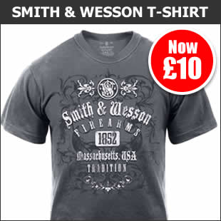 Smith & Wesson Firearms T-Shirt