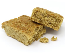 High Energy Oatmeal Flapjack