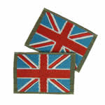 Combat Sleeve Union Jacks