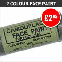 2 Colour Face Paint