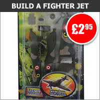Build Your Own Fighter Jet