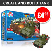 Create and Build Army Tank