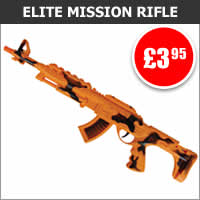 Elite Mission Combat Rifle
