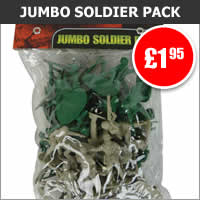 Jumbo Soldier Pack