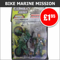 Marine Mission - Bike Edition