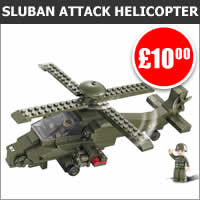 Sluban Attack Helicopter