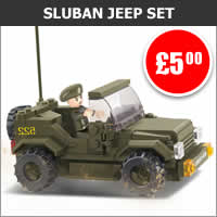 Sluban Jeep Set