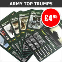 British Army Top Trumps