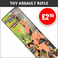 Toy  Assault Rifle