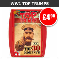 WW1 Moments Top Trumps