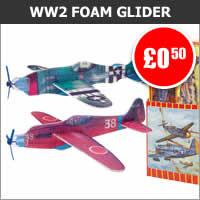 WW2 Foam Glider