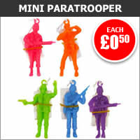 Mini Paratrooper