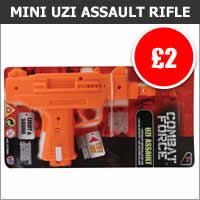 Mini UZI Assault Rifle
