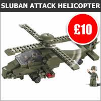 Sluban Attack Helicopter