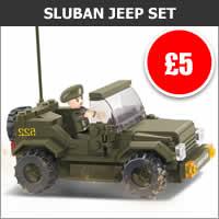 Sluban Jeep Set