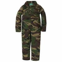 Kids Camo Tank Suit