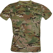 Kids Multicam T-Shirt